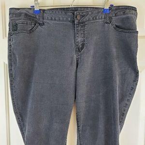 Torrid Straight Leg Jeans